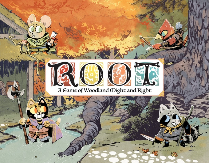 Root: A Game of Woodland Might and Right by Patrick Leder — Kickstarter