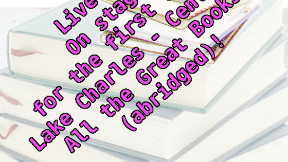Lake Charles's All the Great Books!
