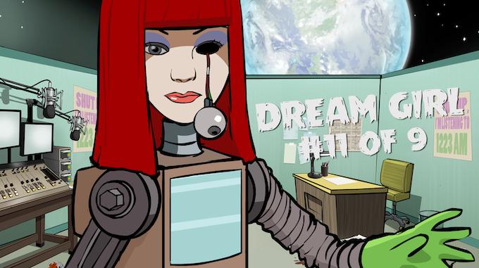 Dream Girl #11 of 9