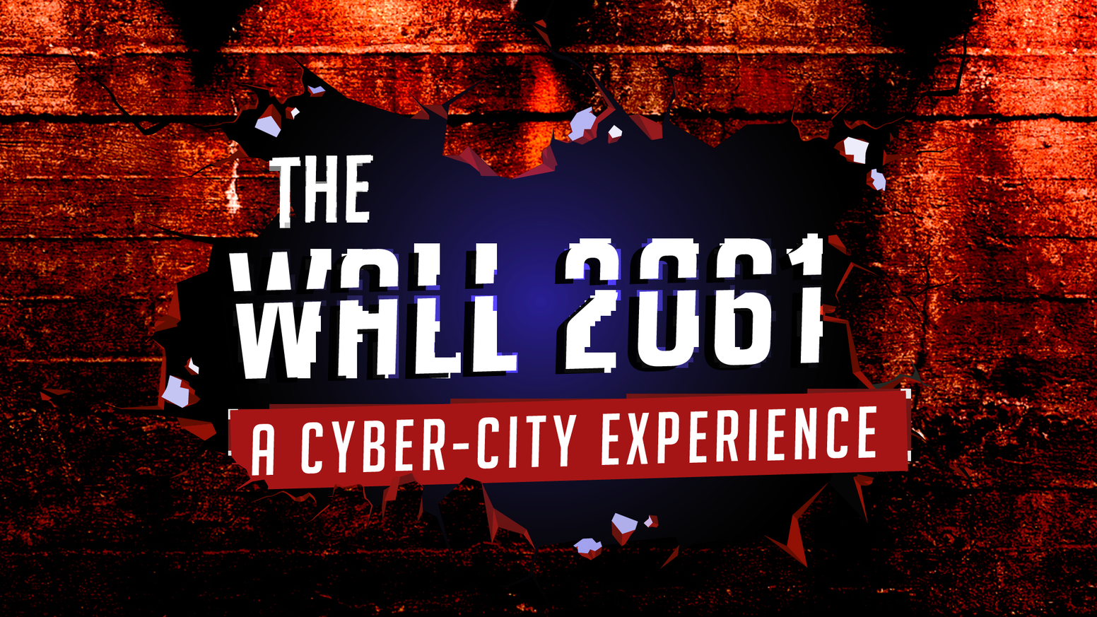 The Wall 2061 is a city-wide live-action roleplaying game (Larp) where you dive into a Berlin where The Wall still stands.