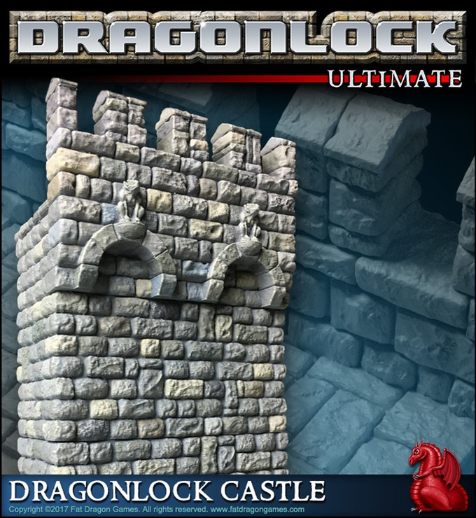 Watch as Dragonlock Castle is unlocked on the stretch map for you!