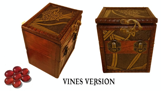 Hand-made Vines Boxes