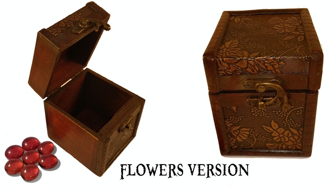 Hand-made Flowers Boxes