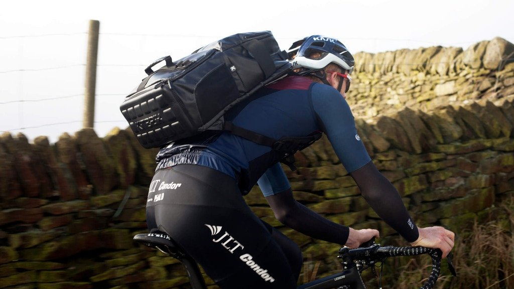The CityBrix   A revolutionary commuter bag for work & play project video thumbnail