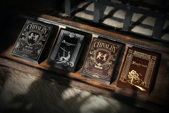Midgard & Chivalry Playing Cards