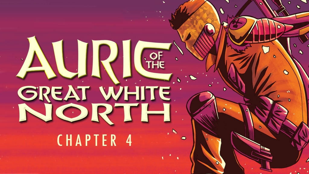 Auric of the Great White North #4 project video thumbnail