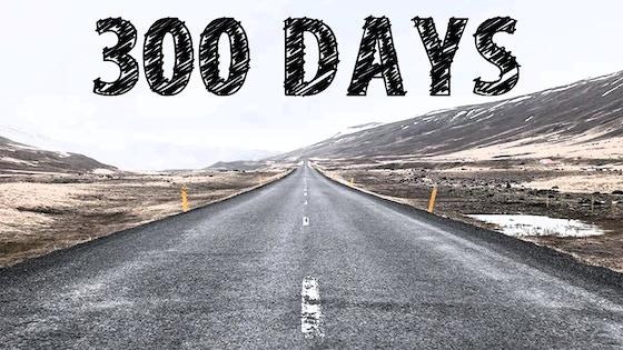300 DAYS CD / VINYL