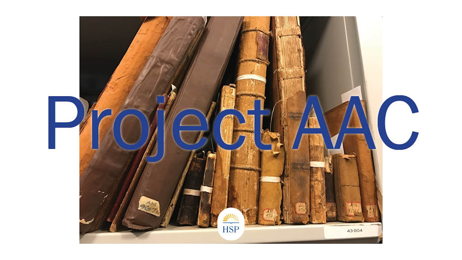 Aasop project aac: austrian-american society recordshistorical