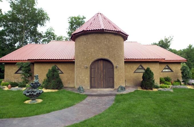 Frazetta Museum in East Stroudsburgh, PA.