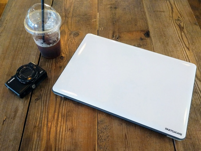 Can I use a laptop shell with Sketchcase? Absolutely!