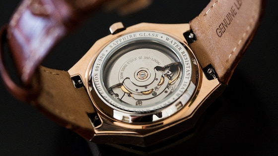 The Zeitlos - A Real Luxury Swiss Automatic Watch