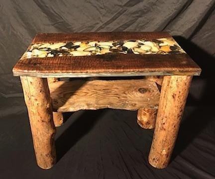 Nature End Table