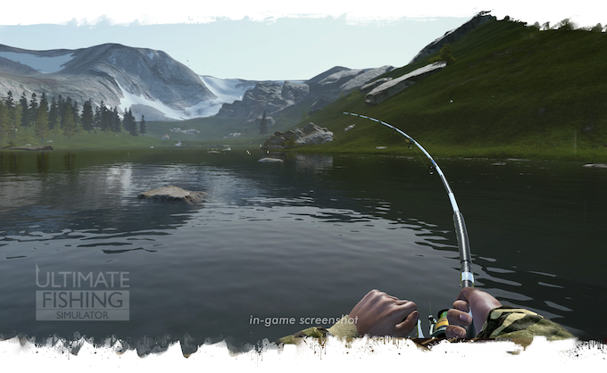 ultimate fishing simulator by playway kickstarter