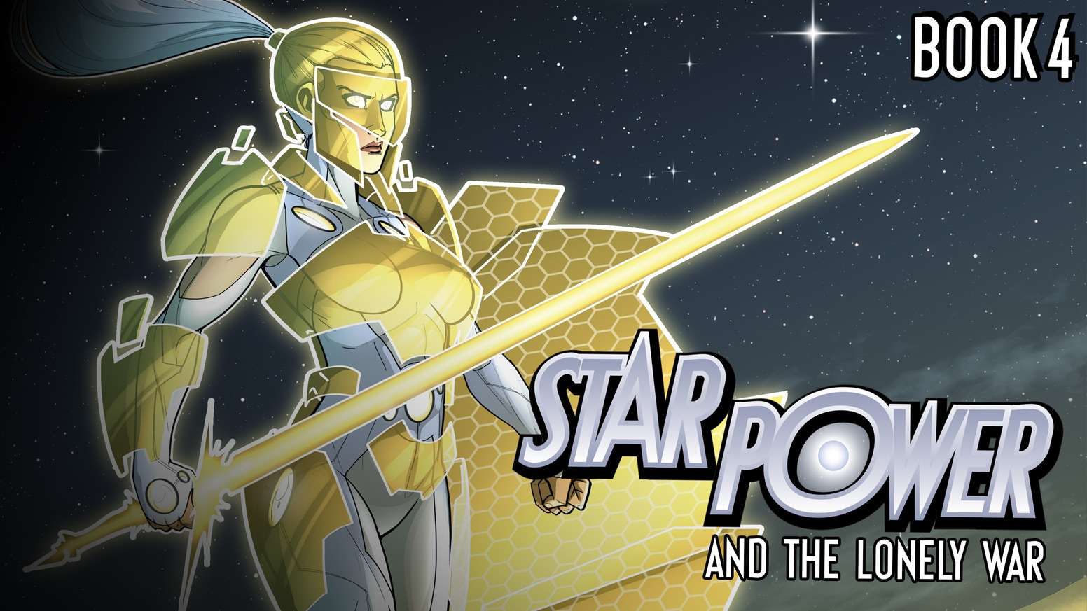 Danica Maris, astronomer turned superhero, sets out into the unknown depths of space in her 4th cosmic adventure.