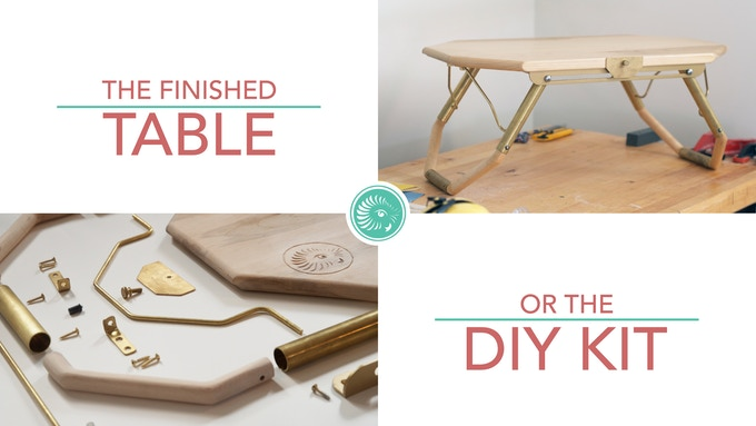 The little table customisable finished table or diy project by a do it yourself kit made up of all the unfinished unassembled parts this leaves the sanding oiling polishing and assembling to be done by you at home solutioingenieria Choice Image