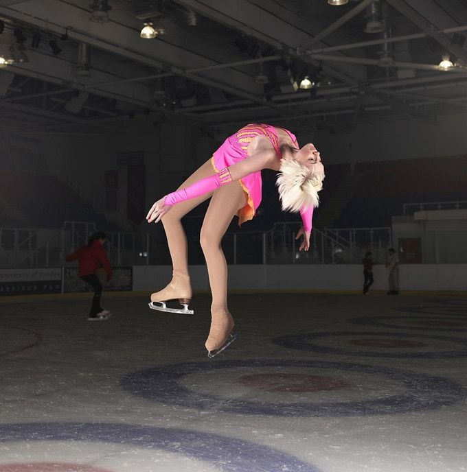 """""""The Skater"""" by Wendy McMurdo"""