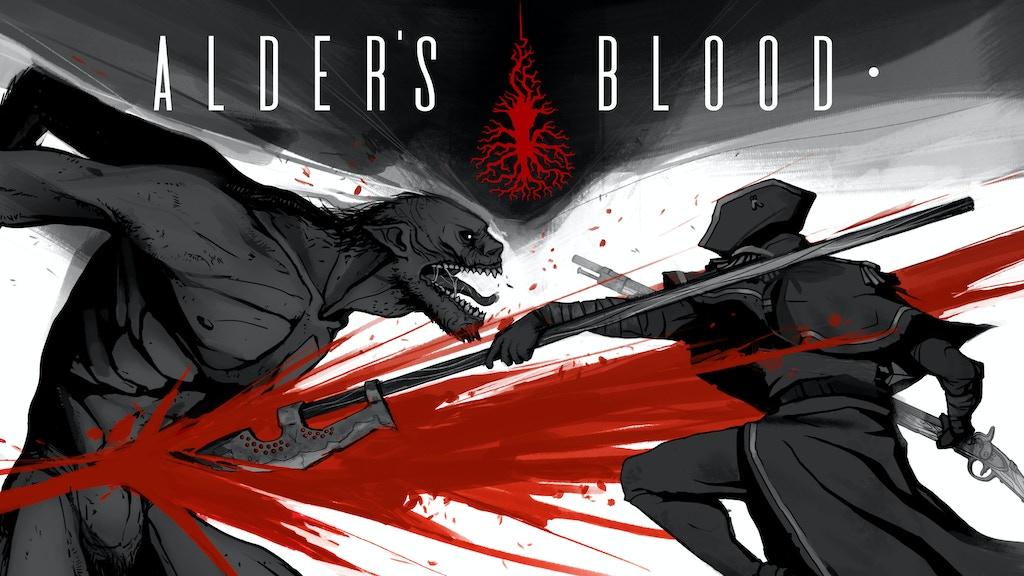 Alder's Blood - a
