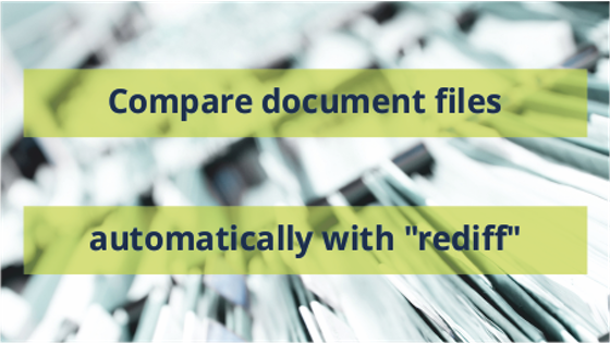 Compare your documents and files semantically