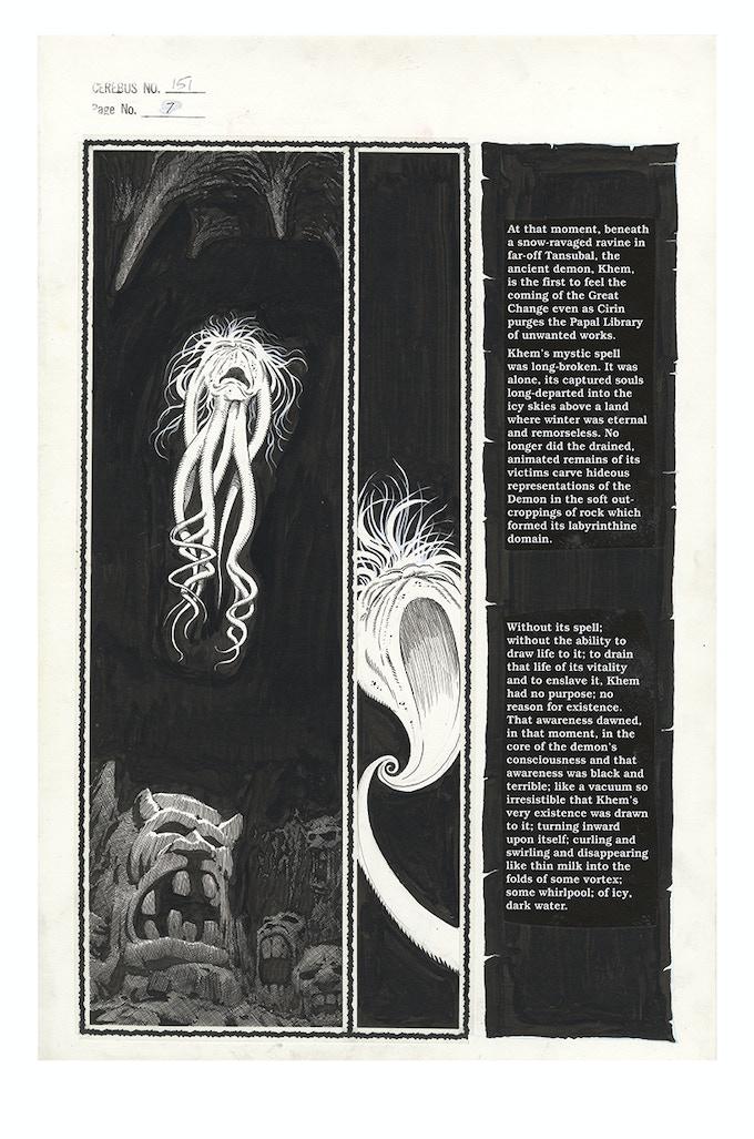 Cerebus No. 151 - Page 7