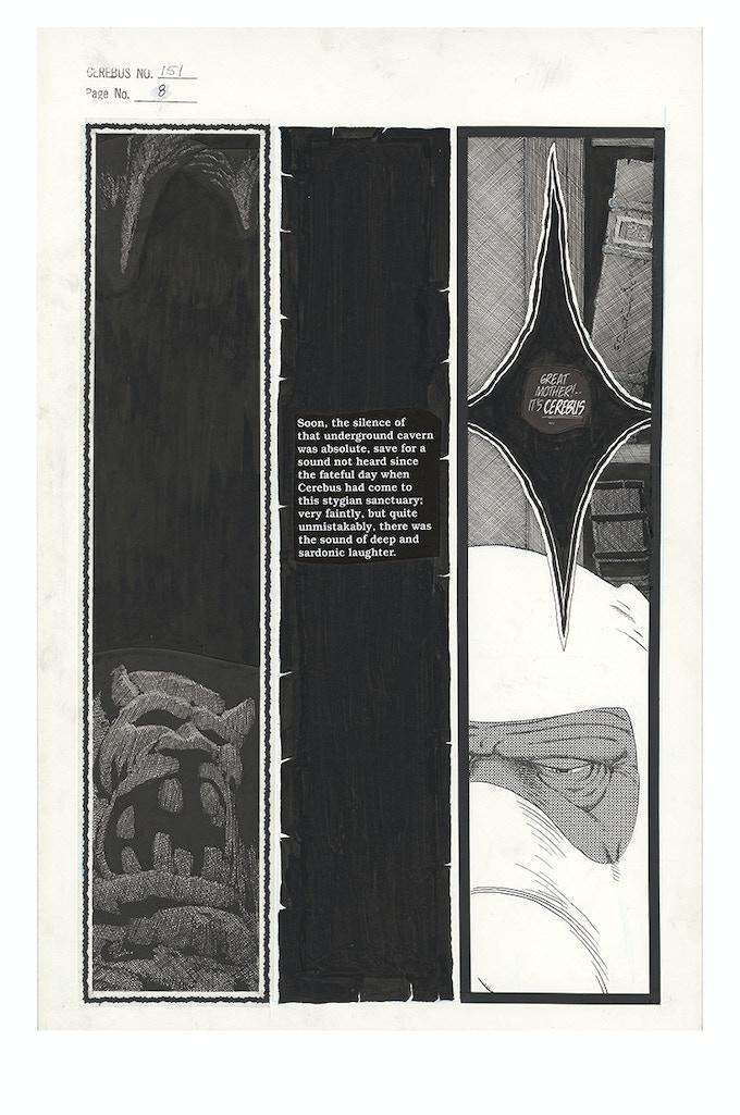 Cerebus No. 151 - Page 8