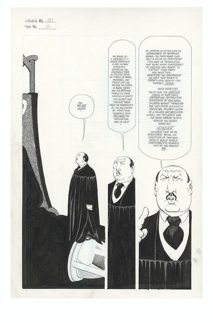 Cerebus No. 151 - Page 12