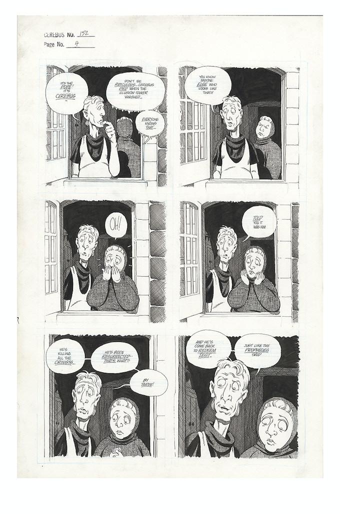 Cerebus No. 152 - Page 4