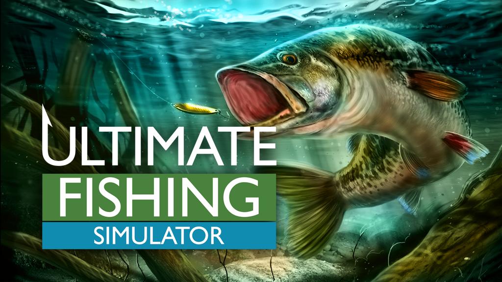 Ultimate Fishing Simulator project video thumbnail
