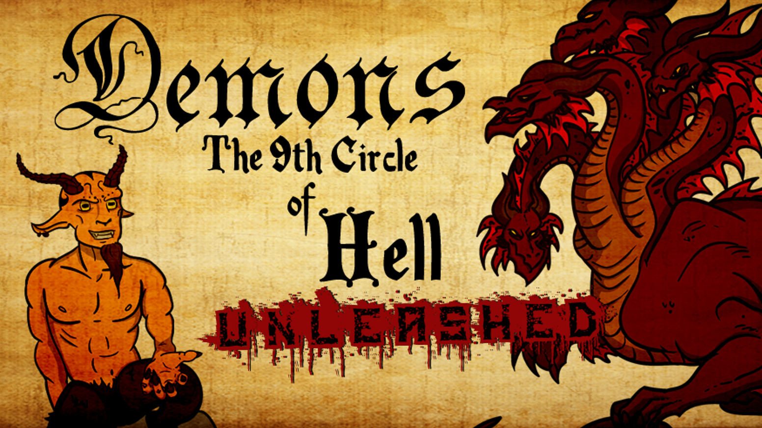 Demons: The 9th Circle of Hell UNLEASHED!!! - Commissions by