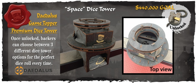 More Dice Towers!!!!