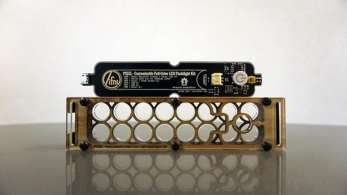 Assembled Case & PCB