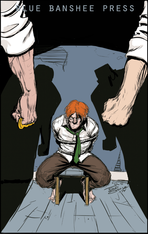 Issue #2 Cover