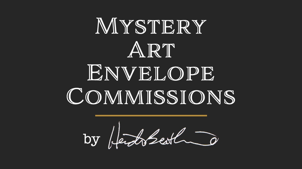 Mystery Art Envelope Commissions project video thumbnail