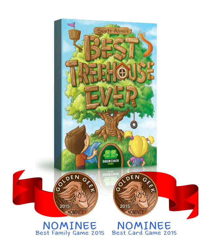 Where it all started! Best Treehouse Ever has since been published in 7 different languages around the world!