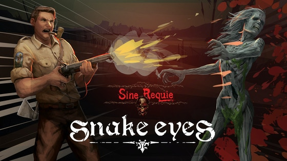 Sine Requie: Snake Eyes - There is only blind rage!