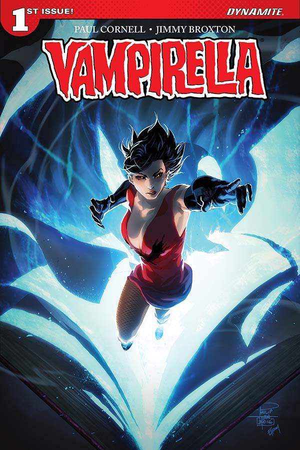 Vampirella #1 Digital Comic