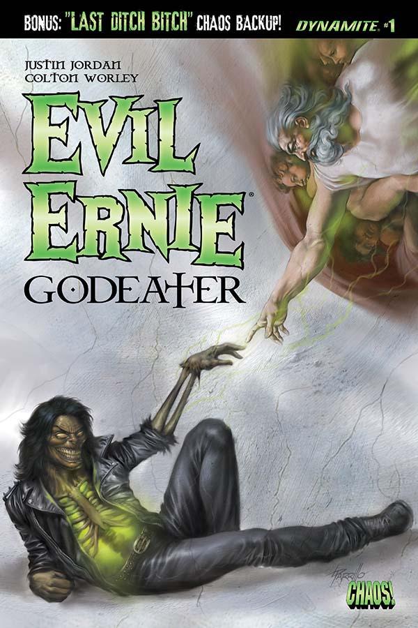 Evil Ernie God Eater #1