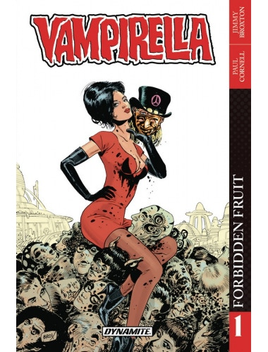 Vampirella Vol 1 Digital Graphic Novel