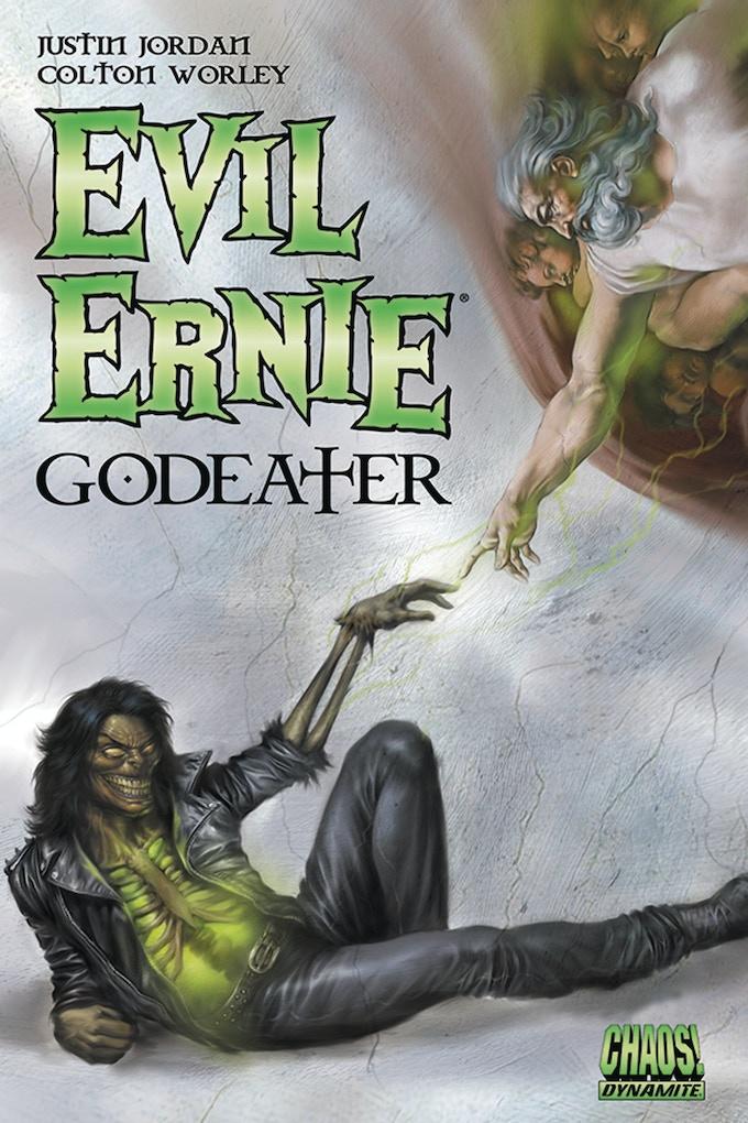 Evil Ernie God Eater Digital Graphic Novel