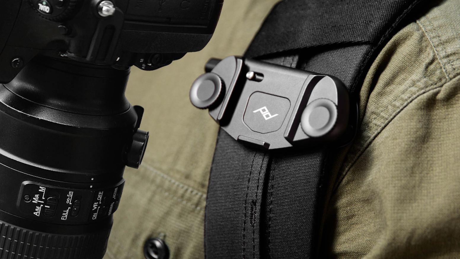 Camera carry gear that is versatile, stable, durable, and beautiful. Iconic tools with a new level of performance and aesthetics.