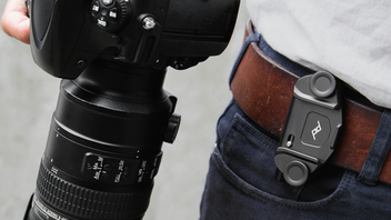 Camera Carry, Reimagined: Capture v3, Slide, and Slide Lite
