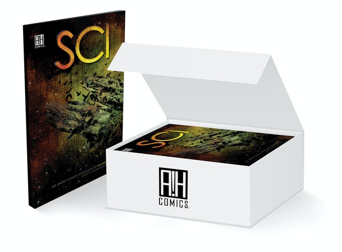 Get a 10 Softcover + 1 Hardcover bundle package for stores and retailers!