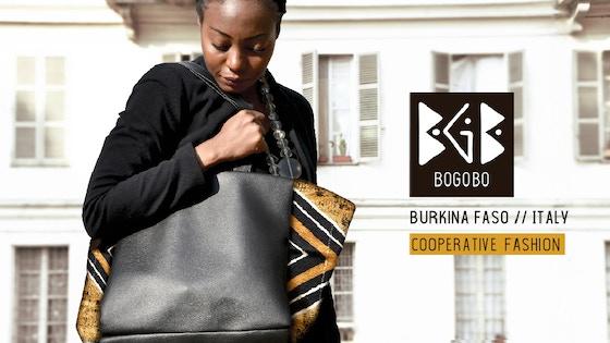 BOGOBO Burkina Faso Italy // Cooperative Fashion