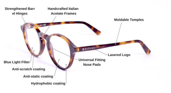 Barner | Sleep & Life Enhancing Eyewear by Barner — Kickstarter