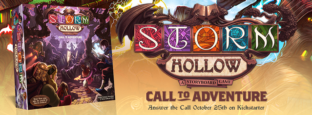 Storm Hollow: Call to Adventure