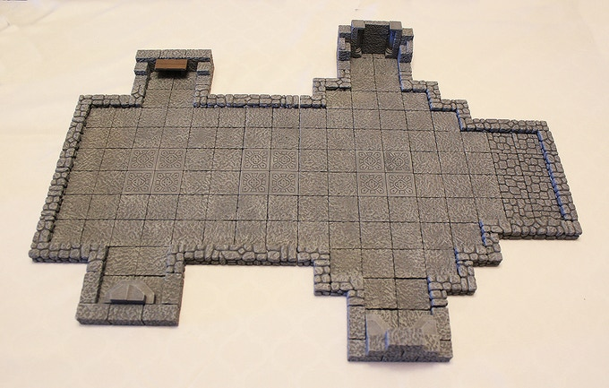 Inner Sanctum, with four Dead Ends