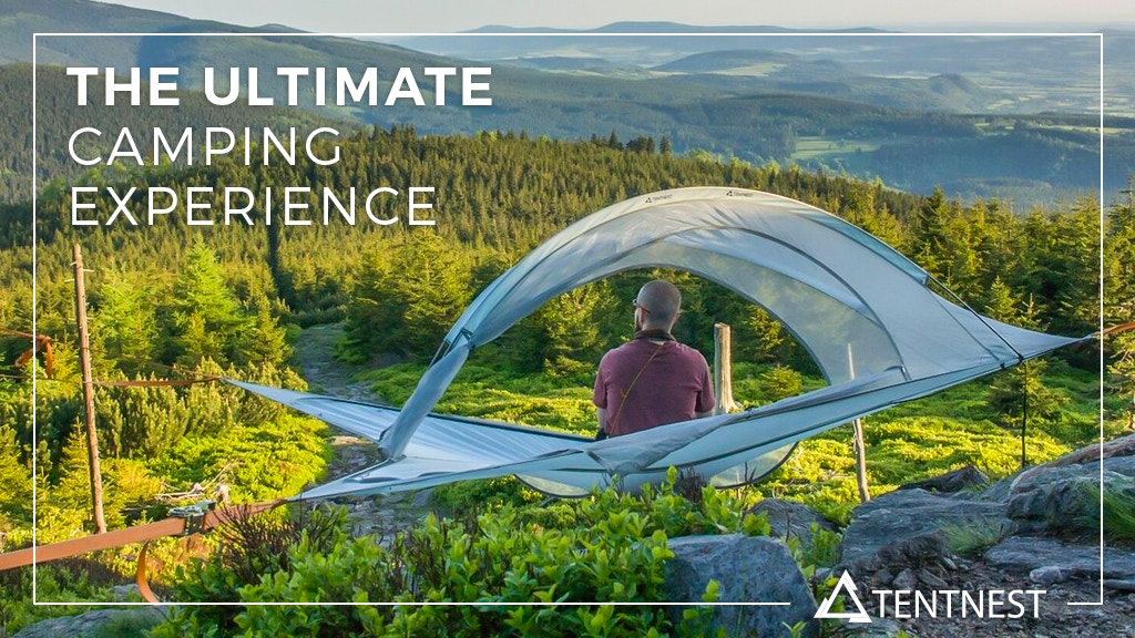Tentnest – The Ultimate Camping Experience project video thumbnail