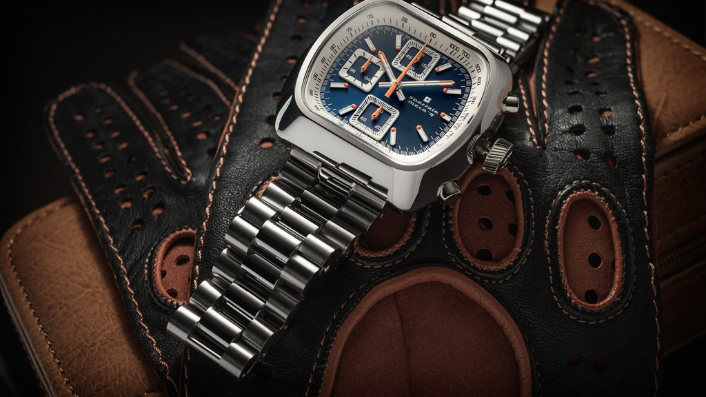 Straton Speciale watch - a taste of the 70's! project video thumbnail