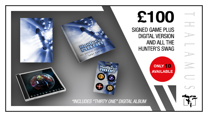 Hunter's Moon Remastered by Thalamus Digital Publishing Ltd