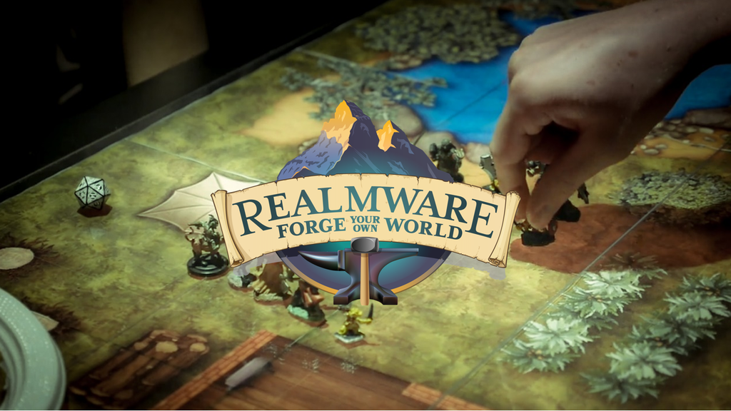 Realmware Tabletop Tools project video thumbnail