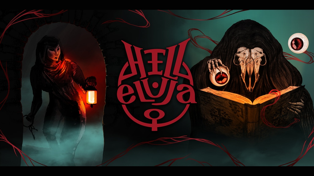 Hell Eluja - the Social VR Horror Game project video thumbnail